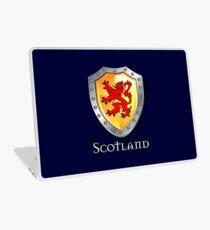 Vinilo para portátil Escudo desenfrenado de León de Escocia