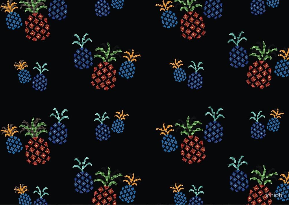 Pineapple  by ichioti