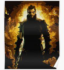 Deus Ex Human Revolution v6 Poster