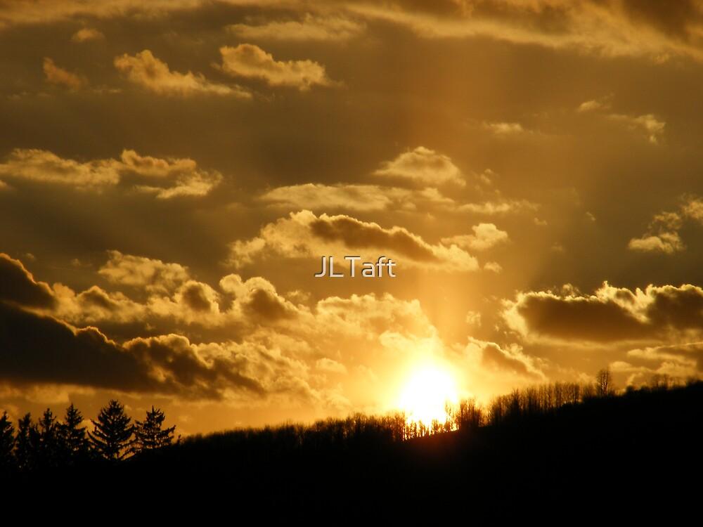 Golden Sunset by JLTaft