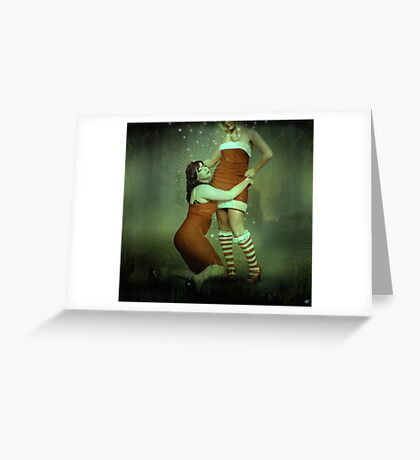 make-believe Greeting Card