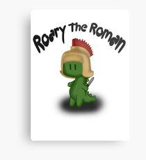 Roary the Roman Metal Print