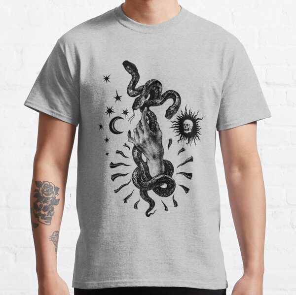 Martial Snake Classic T-Shirt