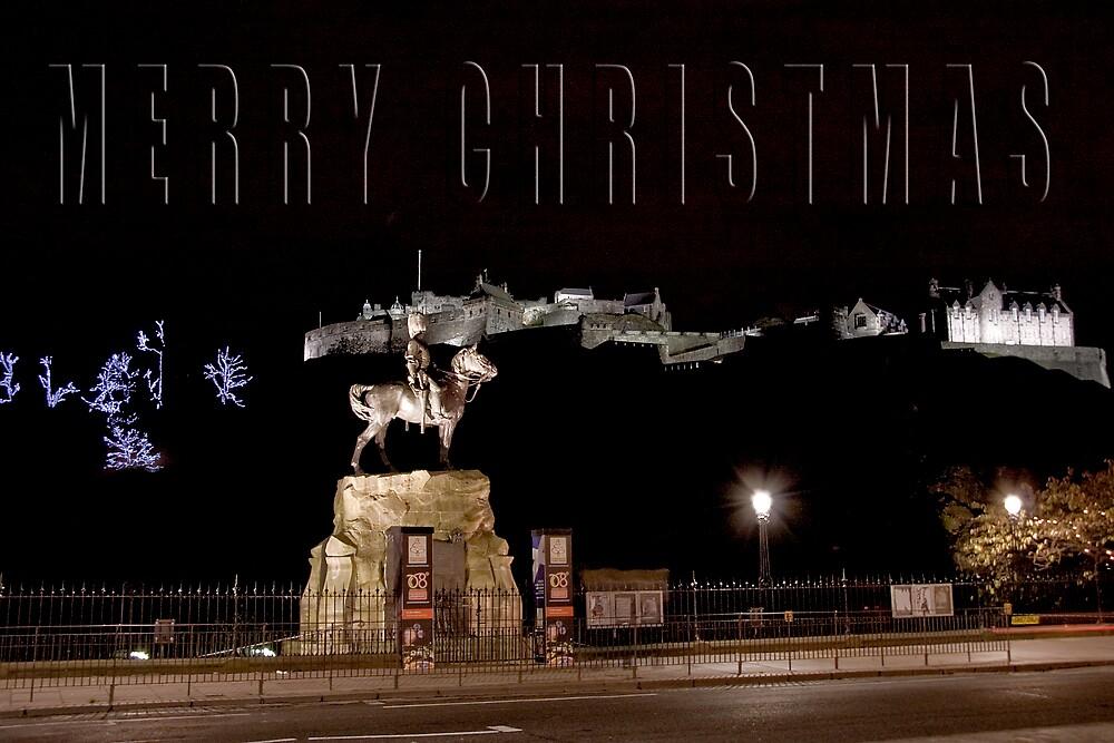 Christmas Card 31 by Chris Clark