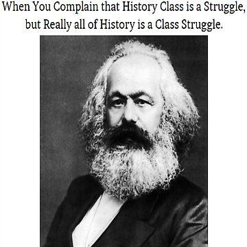 Funny History Class Karl Marx Meme by lordoftime39