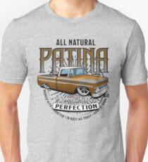 All Natural Patina Gold Unisex T-Shirt