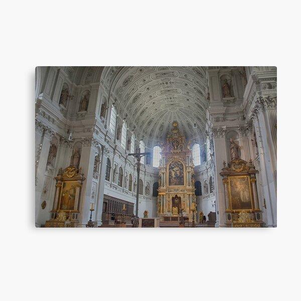München Church Canvas Print
