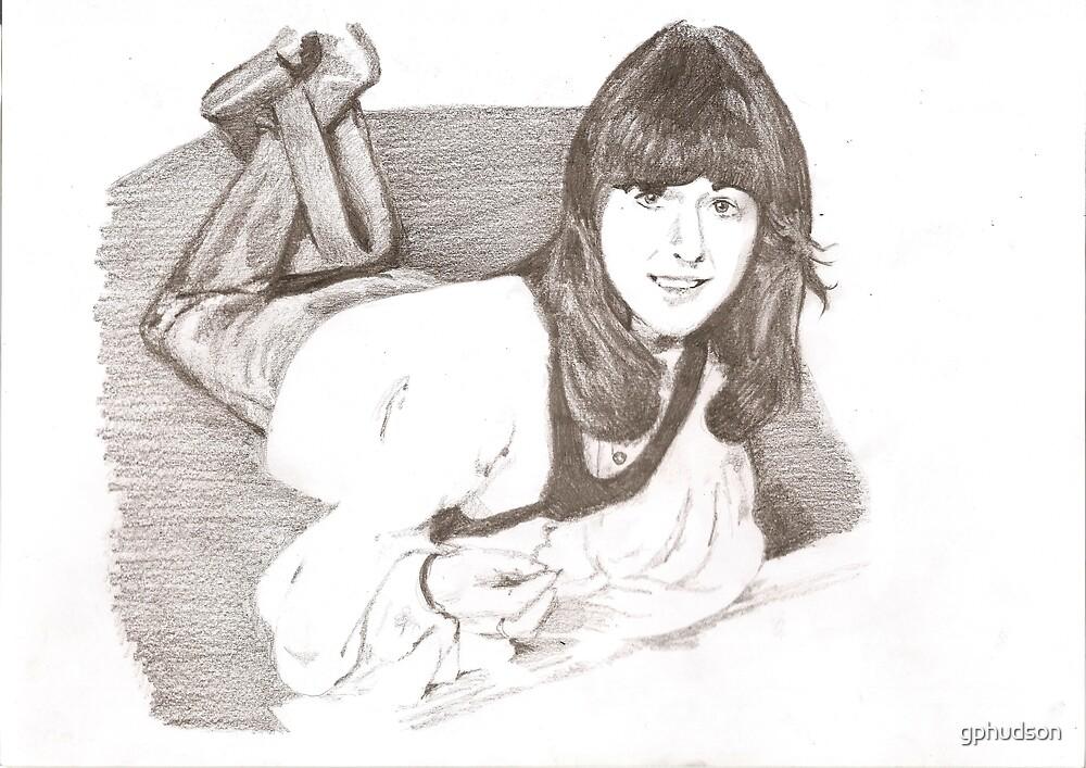 Elisabeth Sladen by gphudson