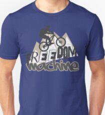 Freedommachine Unisex T-Shirt