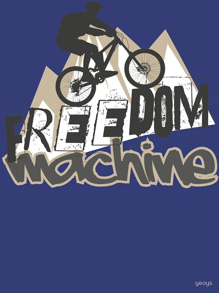 Freedommachine von yeoys