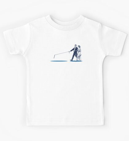 Walking the Shark Kids Clothes