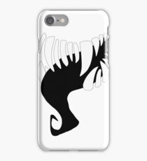 Dragon tongue  iPhone Case/Skin