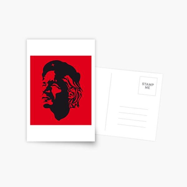 Julian Guevara Postkarte