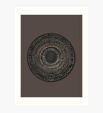 The Pandorica Art Print