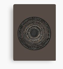 The Pandorica Canvas Print