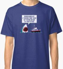 Polite Jaws Classic T-Shirt