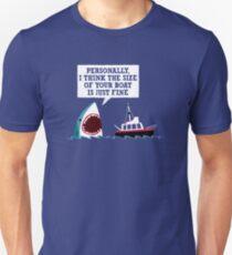 Polite Jaws Slim Fit T-Shirt