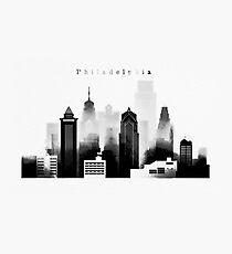 Philadelphia graphic work Photographic Print