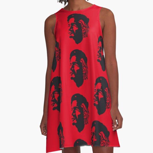 Julian Guevara A-Linien Kleid