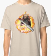 Drop the Sonic Device Classic T-Shirt