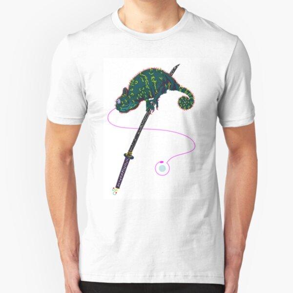 Samurai Chameleon Slim Fit T-Shirt
