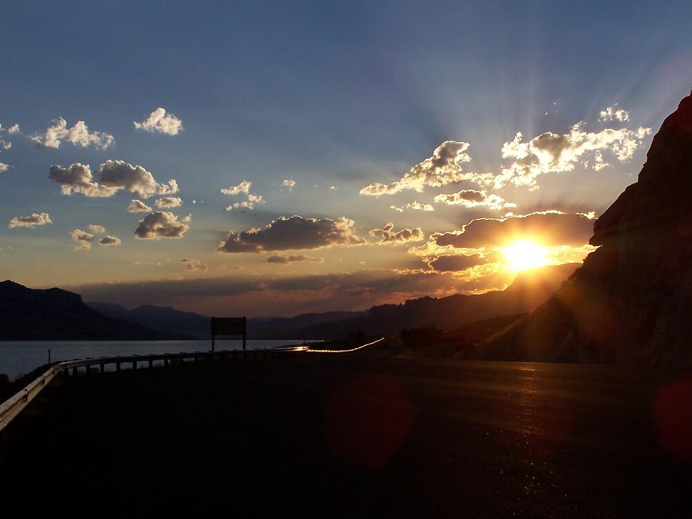 Evening Splendor by asrobinson