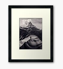The Great Outdoors Framed Print