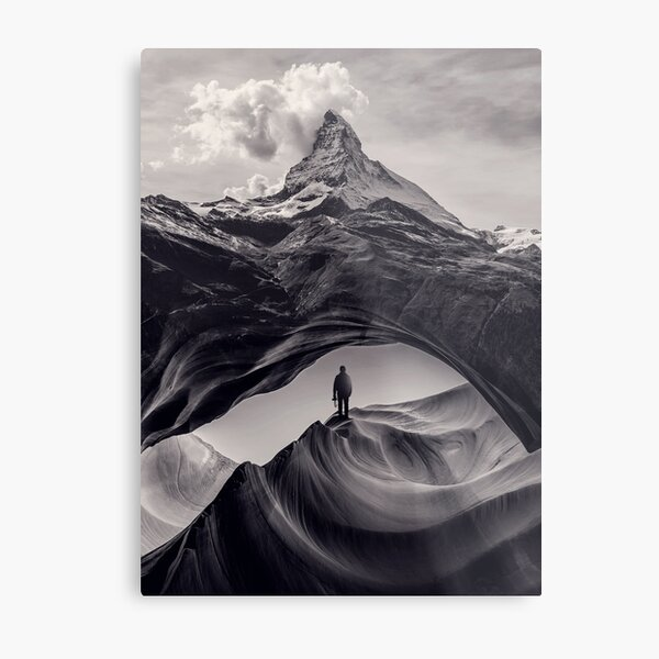 The Great Outdoors Metal Print