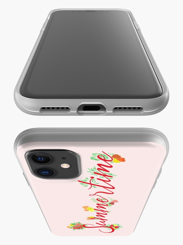 Alternate view of Summertime iPhone Case & Cover