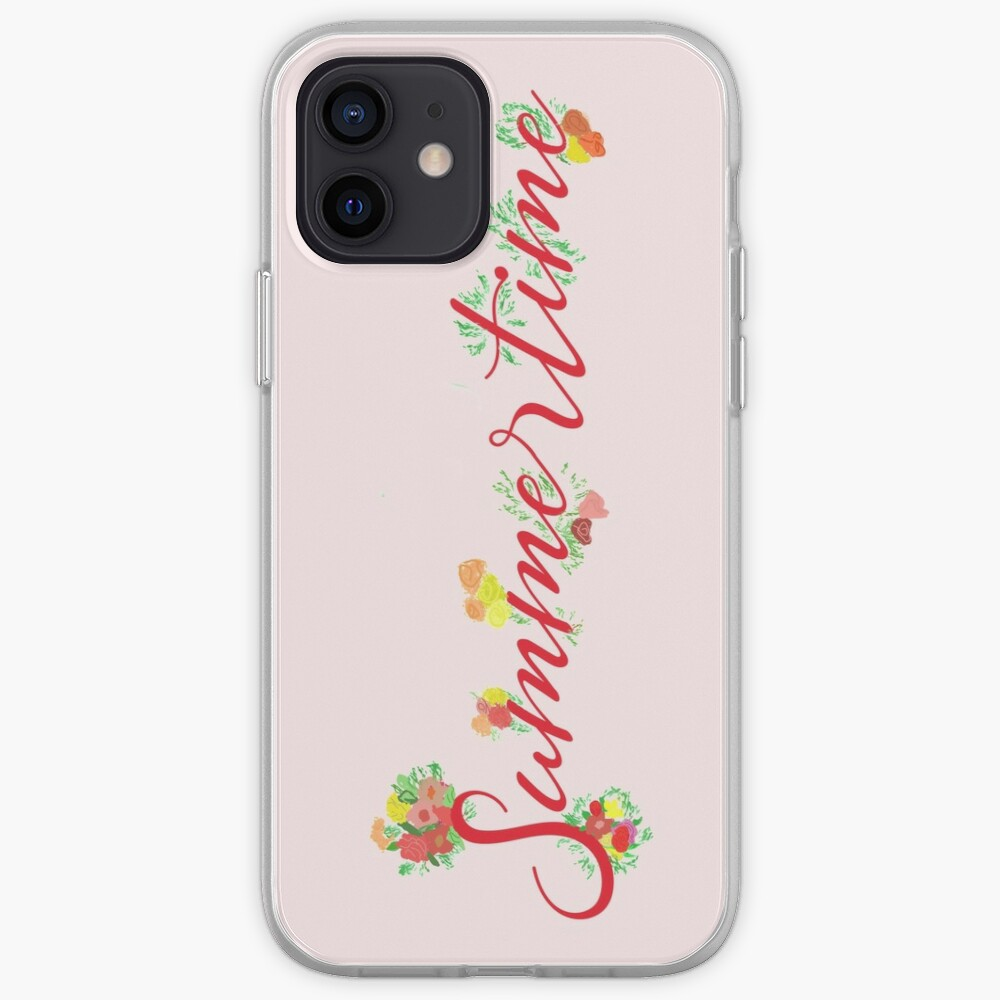 Summertime iPhone Case & Cover