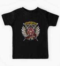 Dungeon Crawlers Guild - (Worn) Kids Clothes