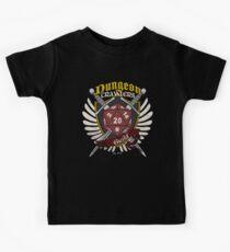 Dungeon Crawlers Guild - (Worn) Kids Tee