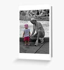 Cherished Moments Greeting Card
