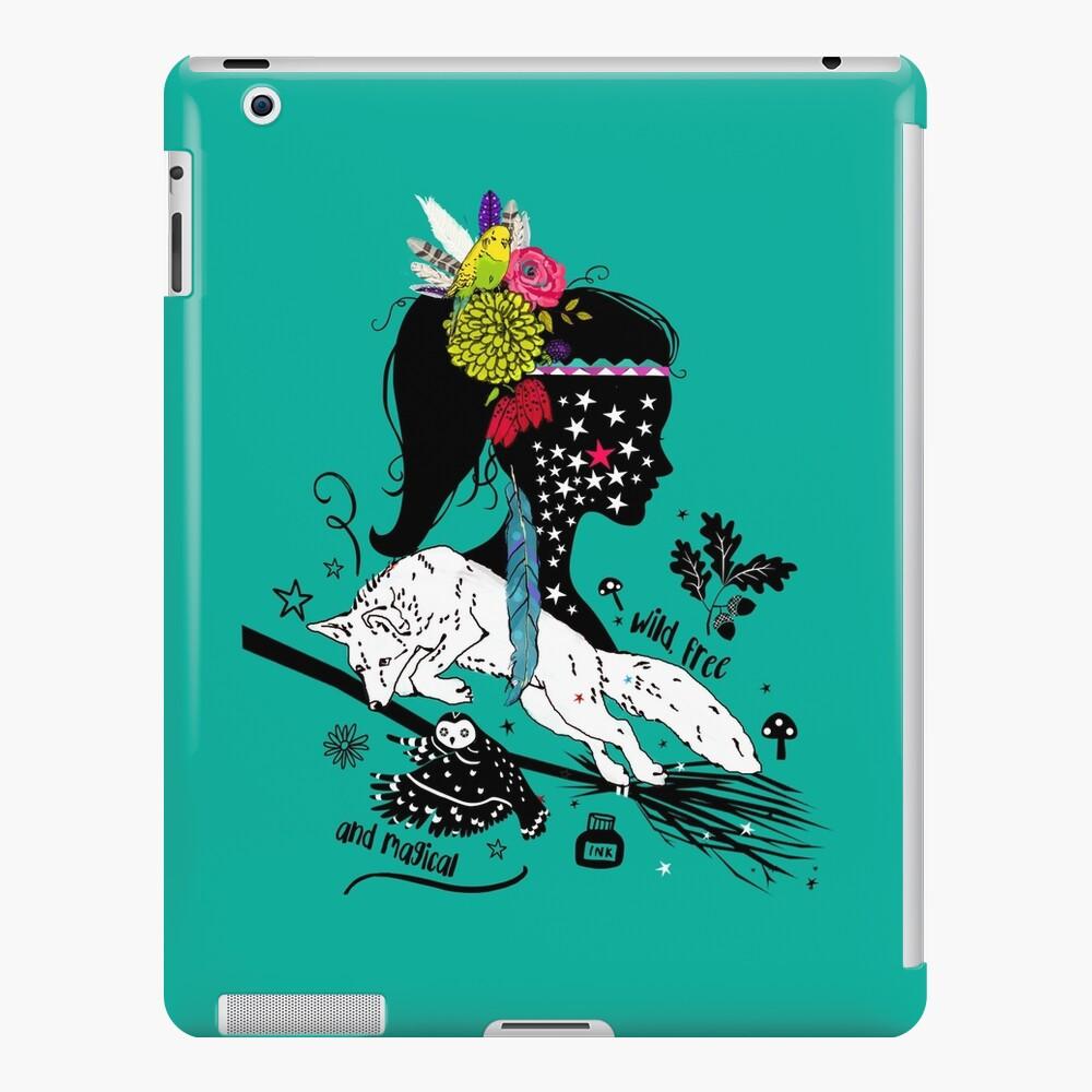 Wild, free and magical iPad Case & Skin