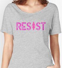 Resist - Women's Resistance  Women's Relaxed Fit T-Shirt