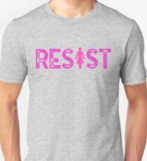Resist - Women's Resistance  Unisex T-Shirt