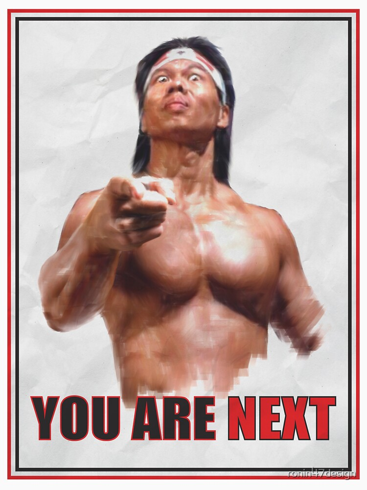 Chong Li - You are NEXT!   Unisex T-Shirt