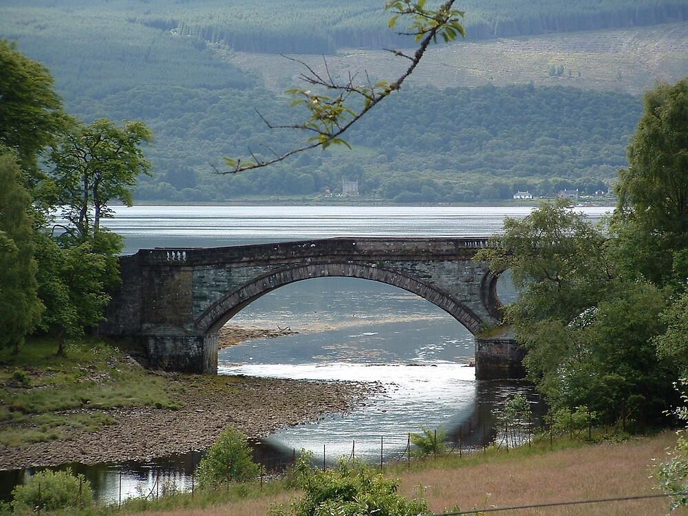 Stone Bridge by Deborah Stewart