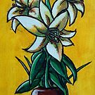 flowers by Ronan Crowley