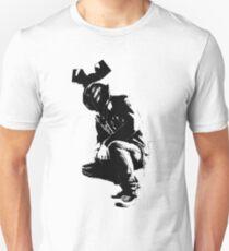 Weathered JB Markowicz Watch Dogs Unisex T-Shirt