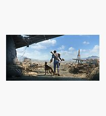 Fallout 4 - New Adventure Photographic Print