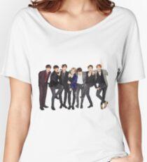 BTS Women's Relaxed Fit T-Shirt