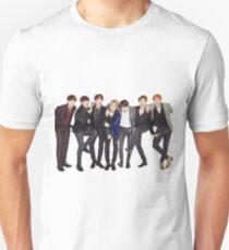 Camiseta unisex BTS