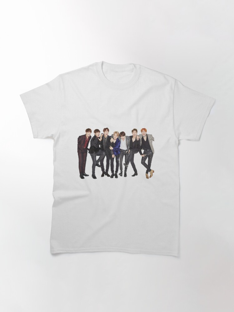 Alternate view of BTS Classic T-Shirt