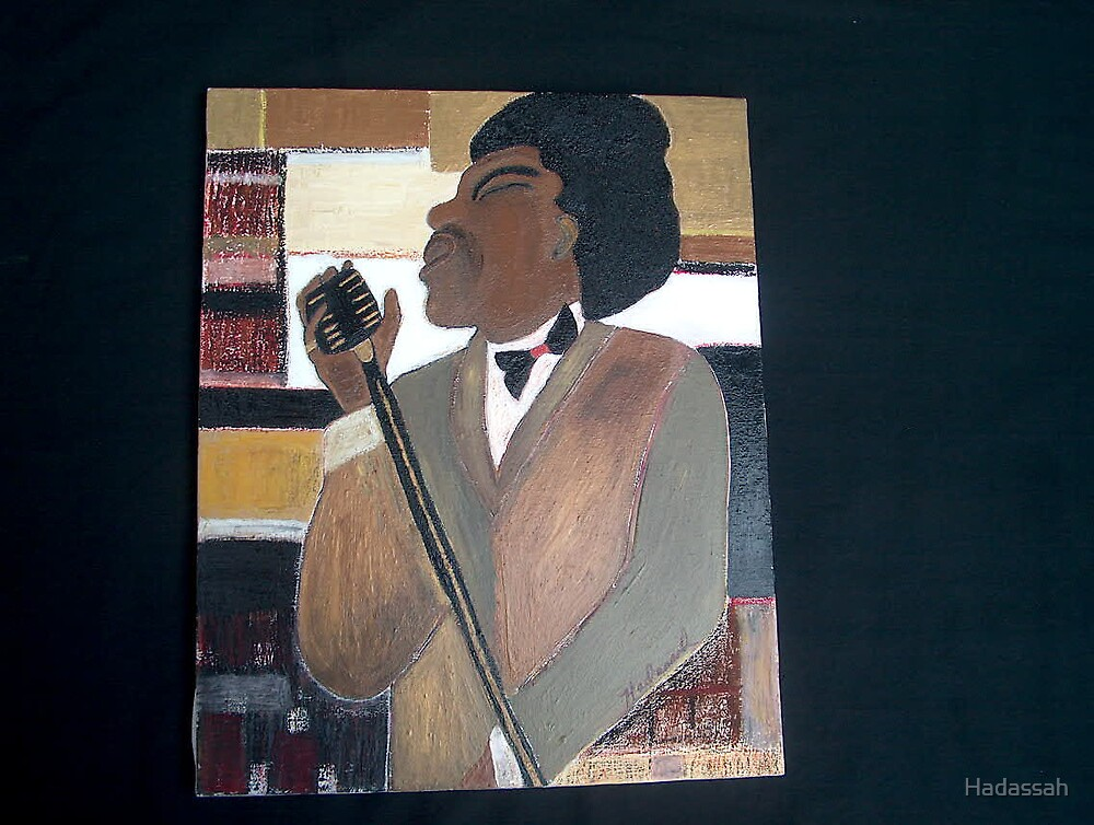 James brown by Hadassah
