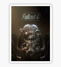 Fallout 4 - Powersuit Sticker
