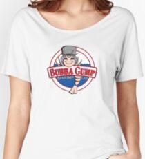 Bubba Gump Shrimp Women's Relaxed Fit T-Shirt