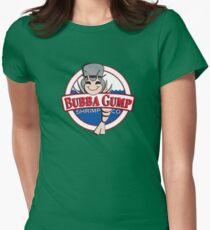 Bubba Gump Shrimp Womens Fitted T-Shirt
