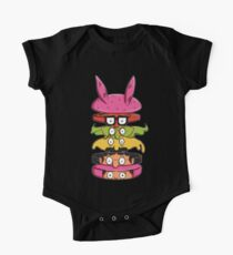 Burger Family Kids Clothes