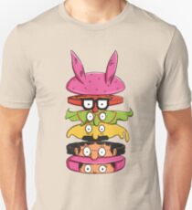 Burger Family T-Shirt